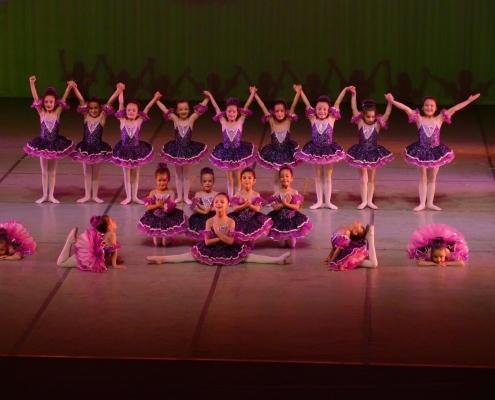 dünya dans merkezi bale gösterisi 2017