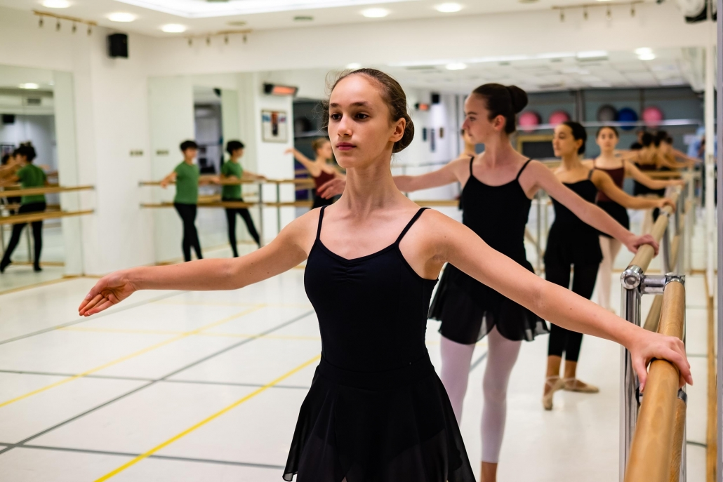 youth ballet course