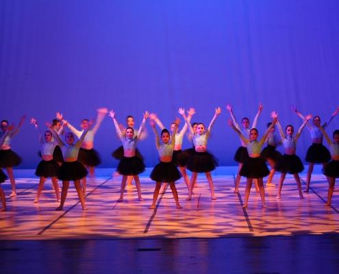 dünya dans merkezi bale gösterisi 2018