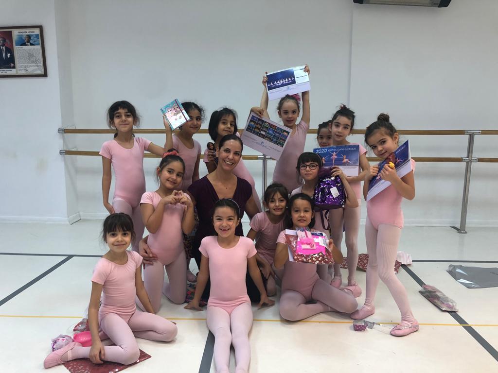 Dünya Dans Merkezi Hoşgeldin 2020